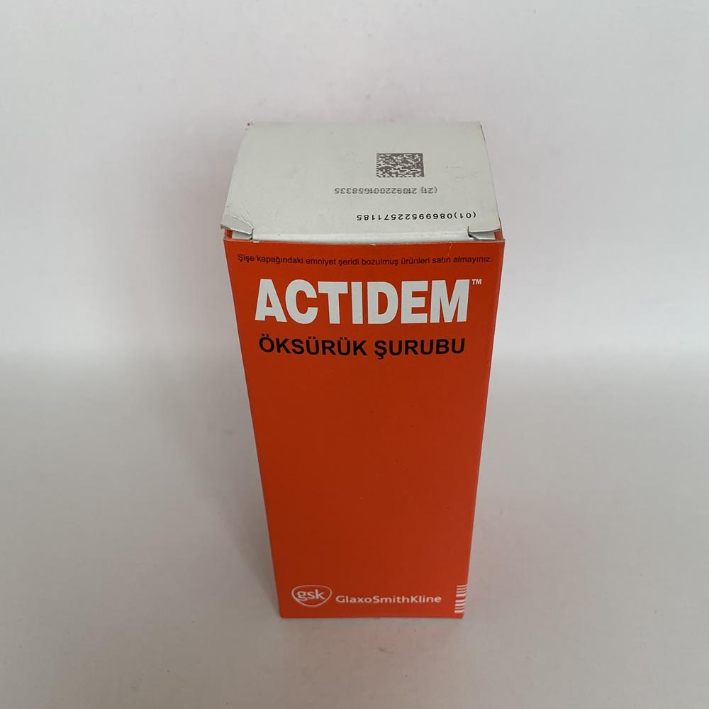 actidem-surup-nasil-kullanilir