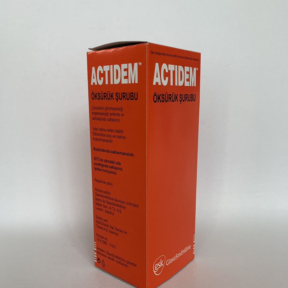 actidem-surup-ne-kadar-surede-etki-eder