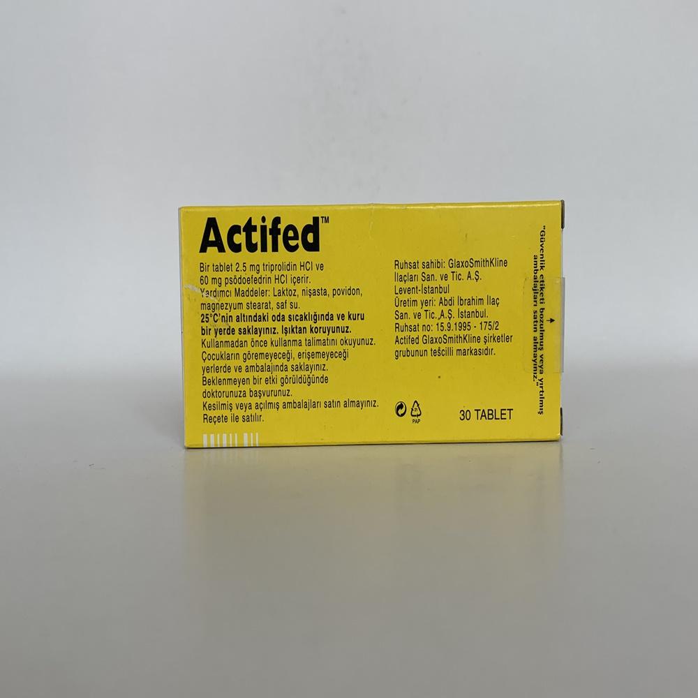 actifed-tablet-kilo-aldirir-mi