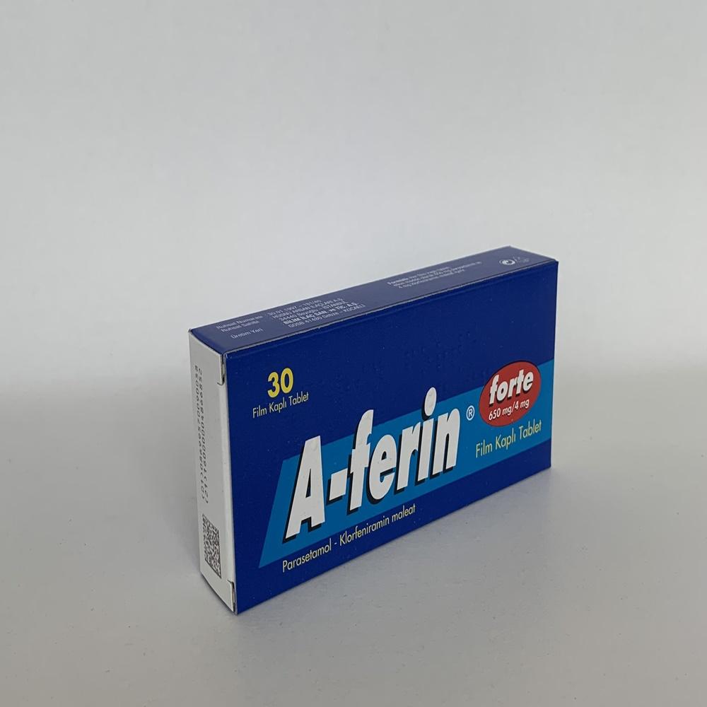 aferin-forte-tablet-ilacinin-etkin-maddesi-nedir