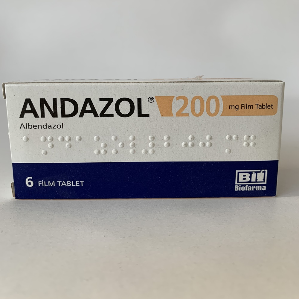 andazol-200-mg-6-film-tablet
