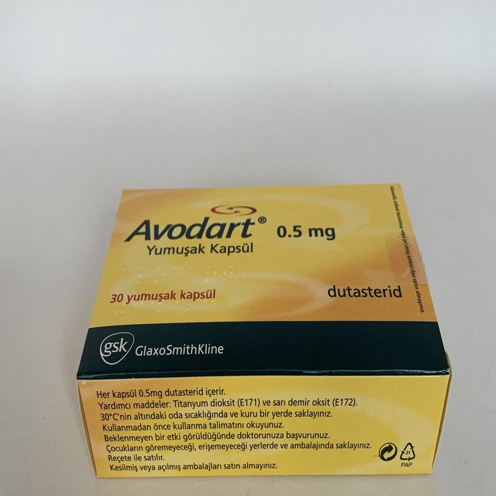 avodart-kapsul-ilacinin-etkin-maddesi-nedir