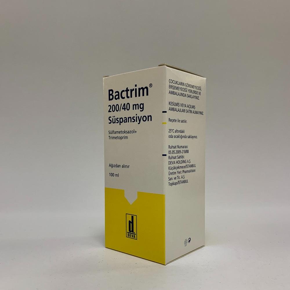 bactrim-suspansiyon-muadili-nedir