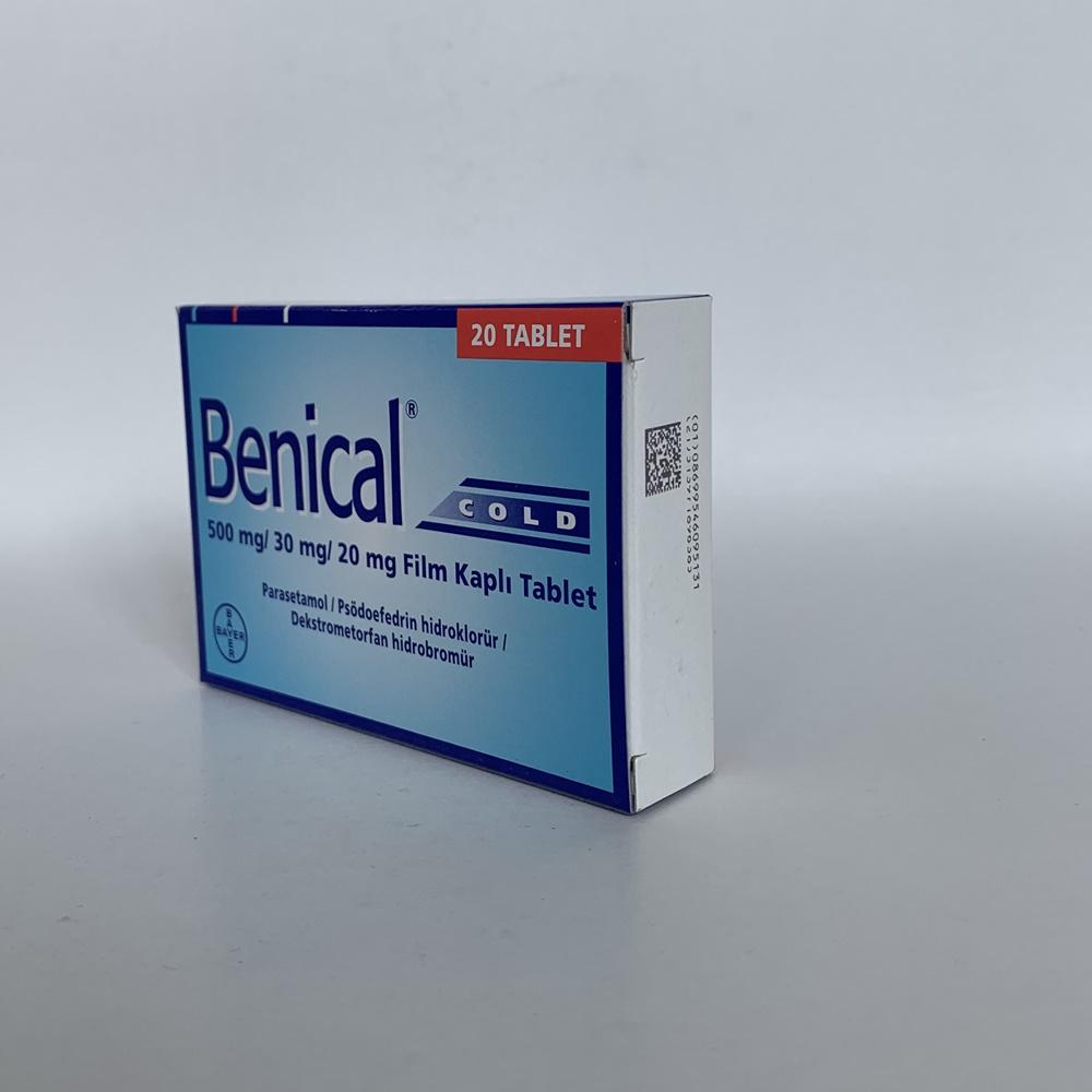 benical-cold-tablet-yan-etkileri