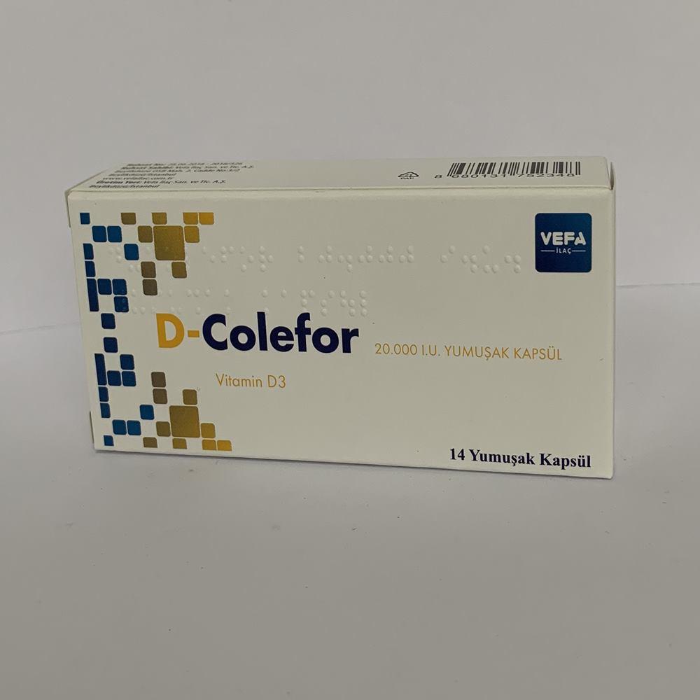 d-colefor-yumusak-kapsul