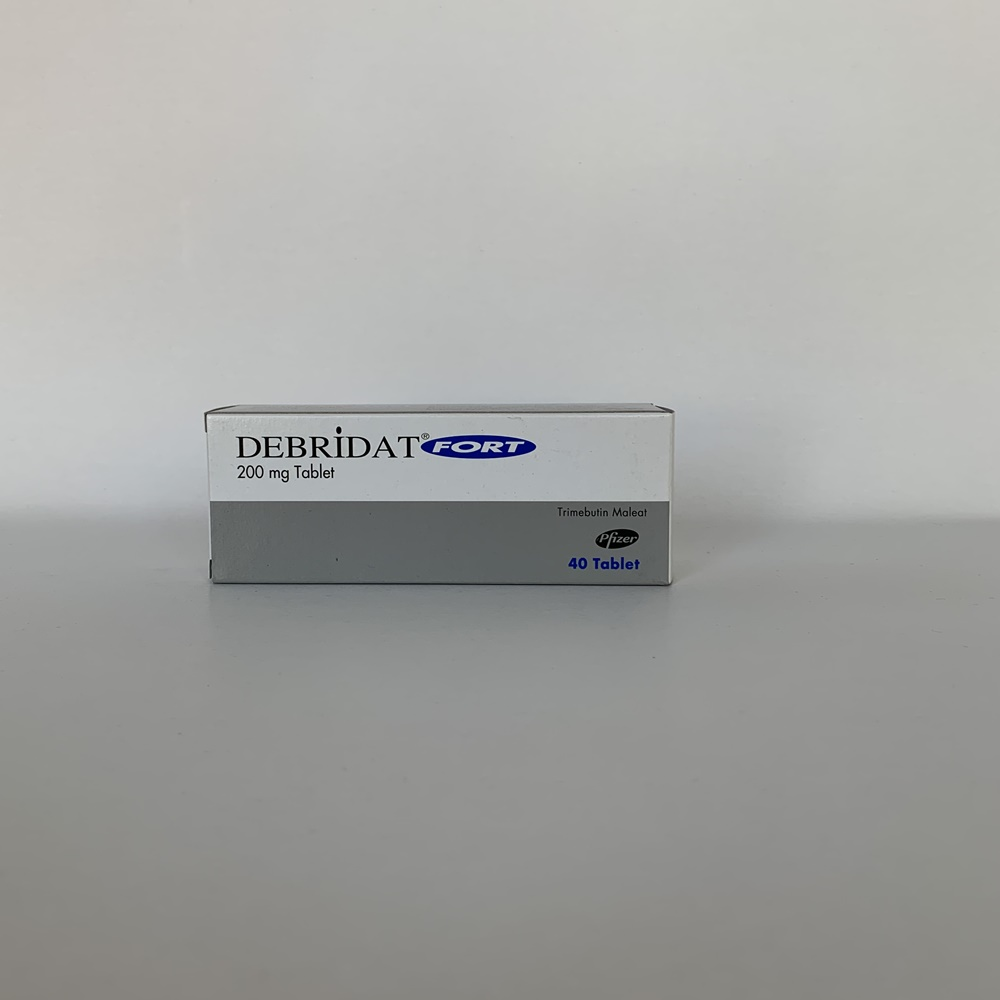debridat-200-mg-40-tablet