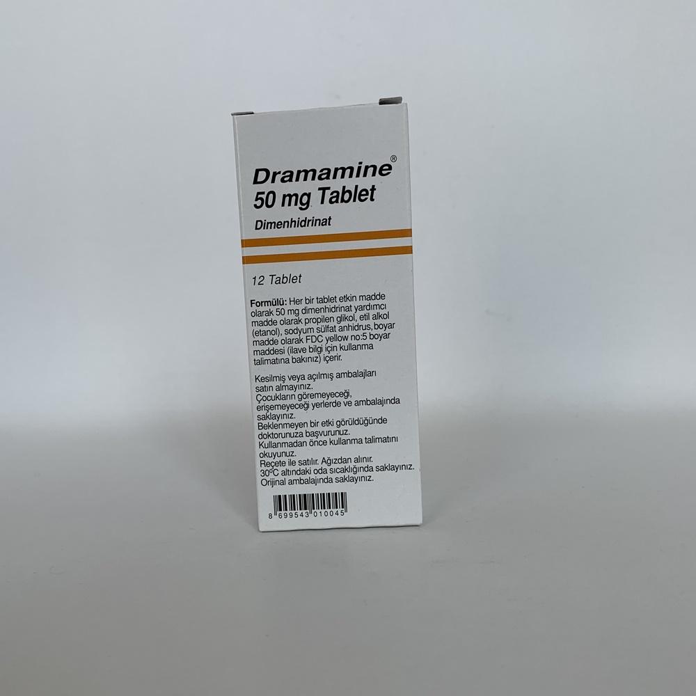 dramamine-tablet-yan-etkileri