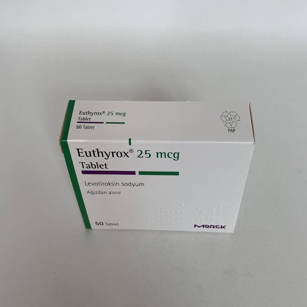euthyrox-25-mcg-tablet-ne-kadar-surede-etki-eder