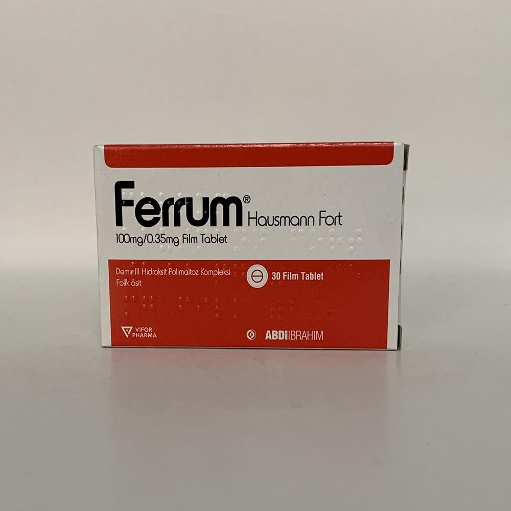 ferrum-hausmann-fort-30-film-tablet