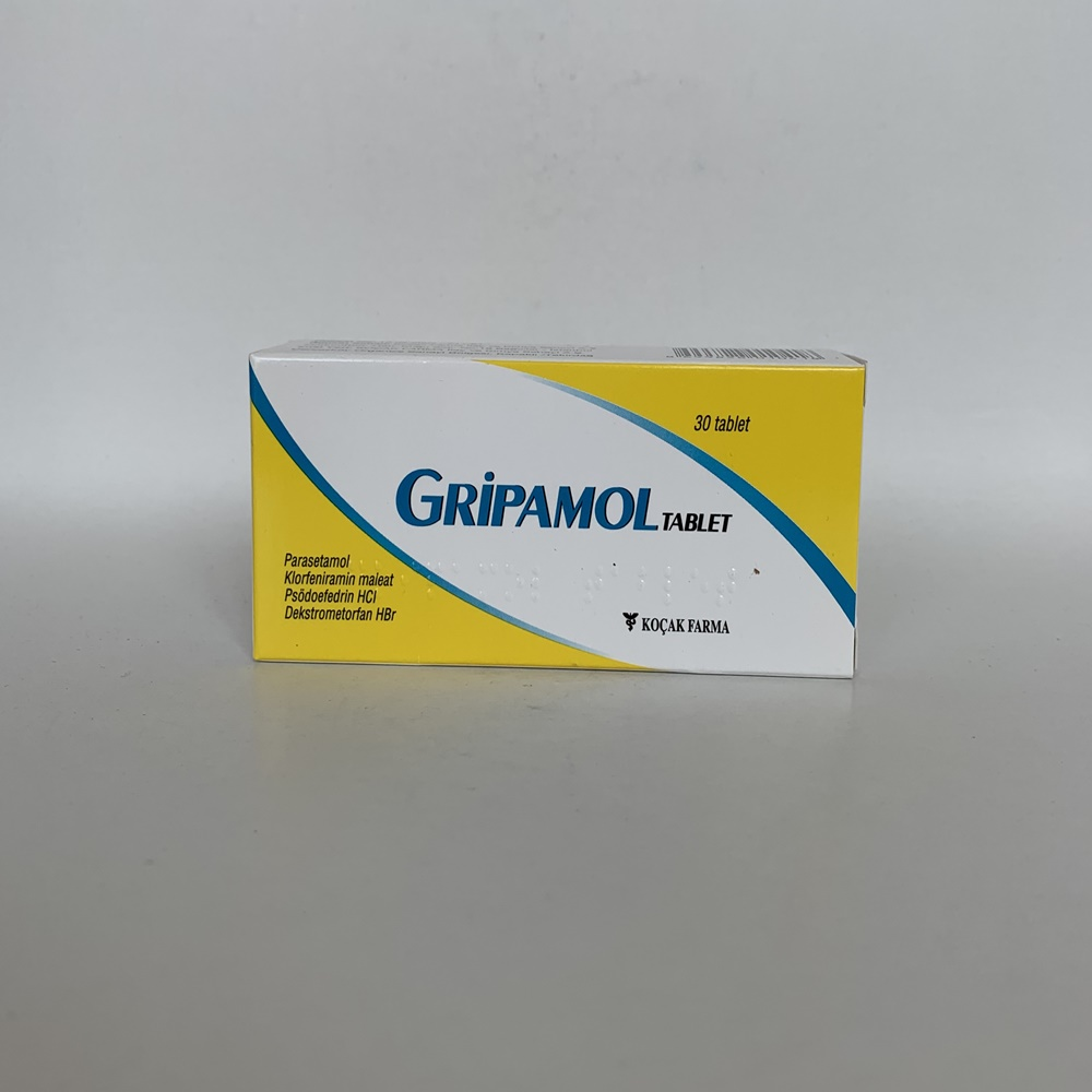 gripamol-30-tablet