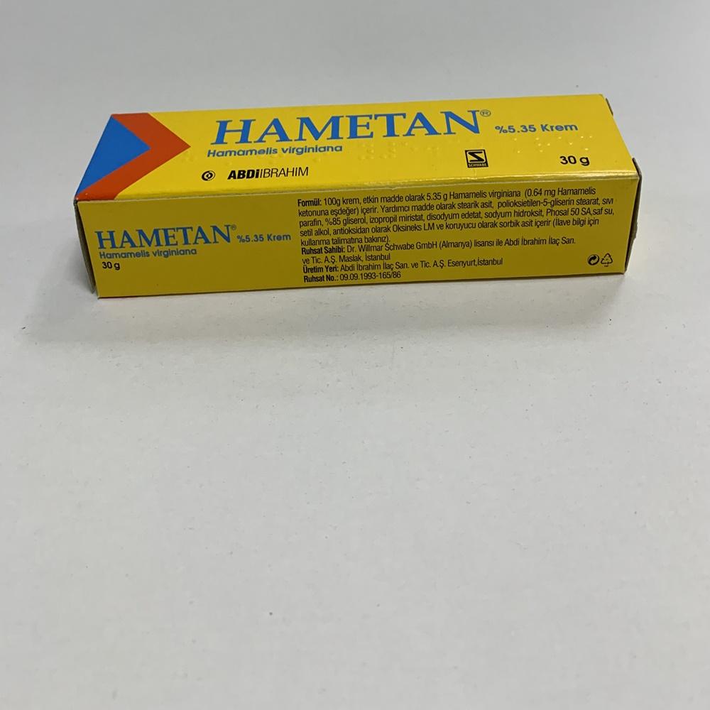hametan-krem-ilacinin-etkin-maddesi-nedir