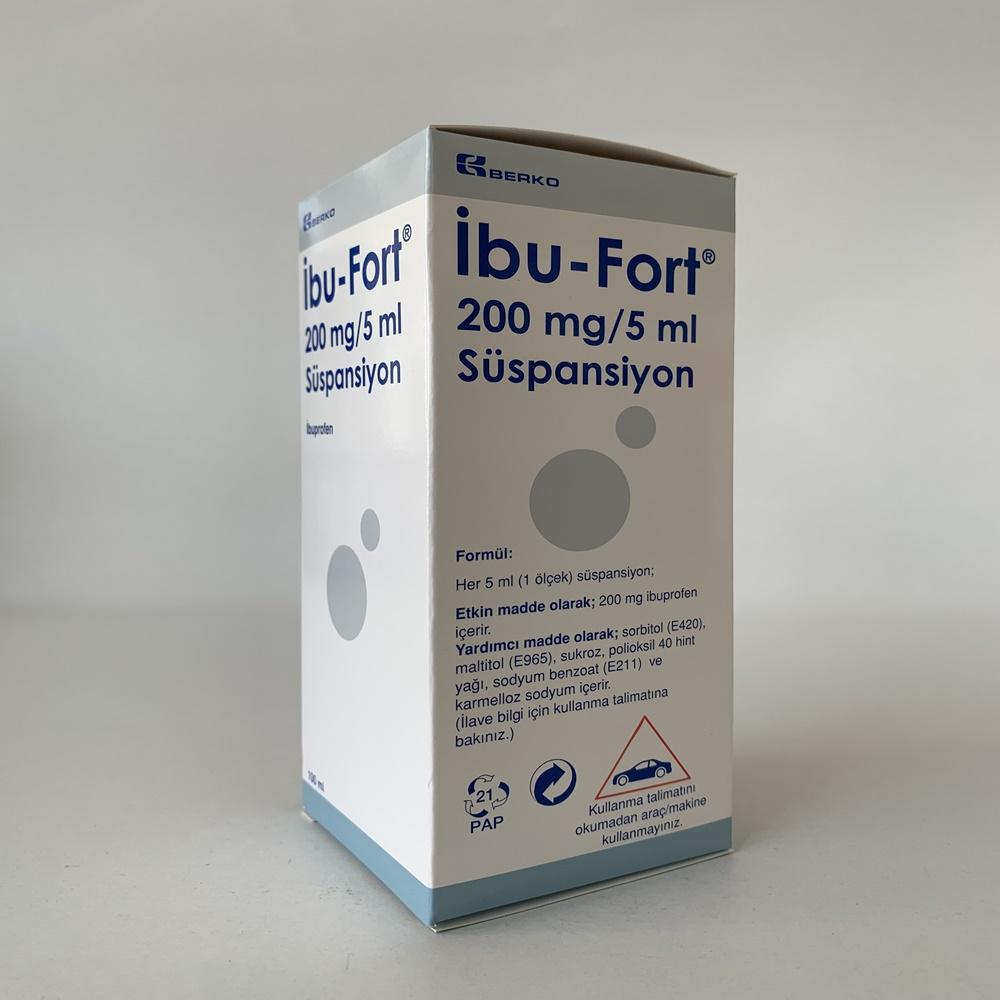 ibu-fort-ne-kadar-surede-etki-eder