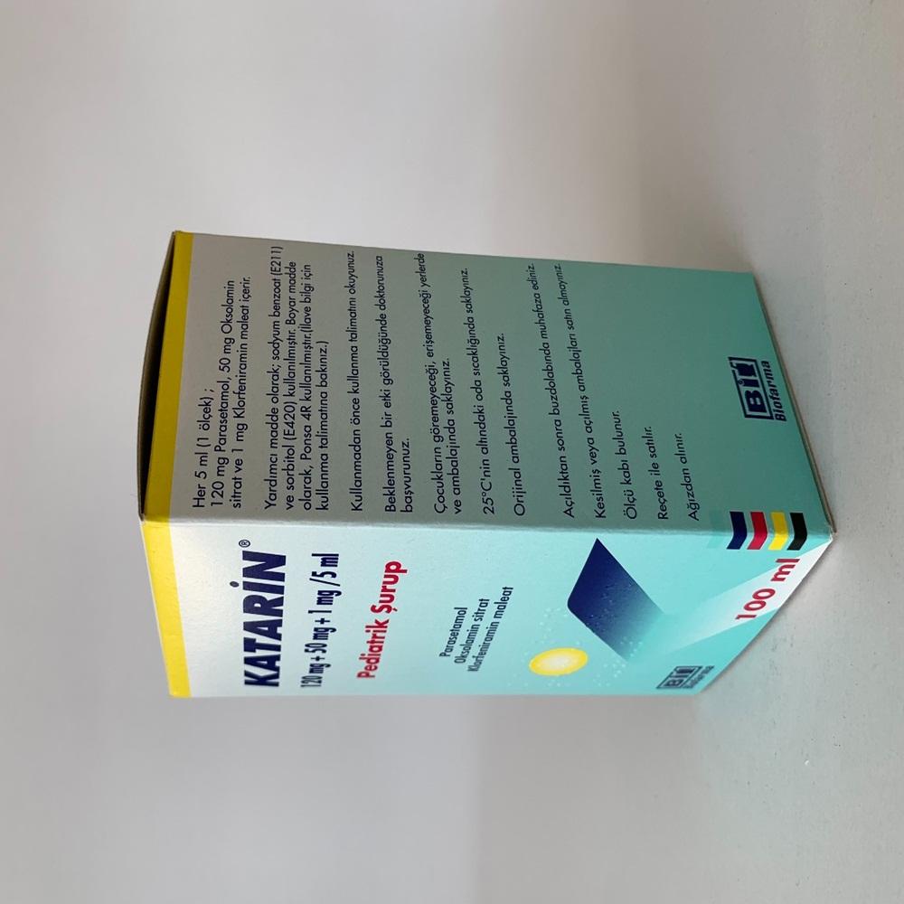 katarin-100-ml-surup-ilacinin-etkin-maddesi-nedir