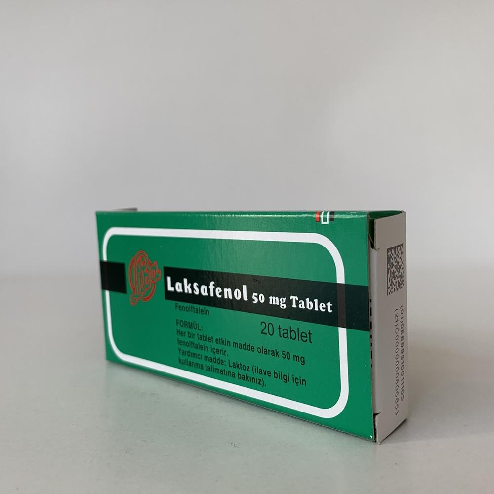laksafenol-50-mg-20-tablet