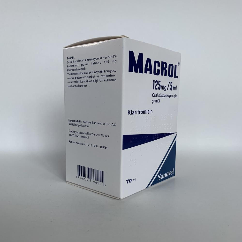 macrol-granul-alkol-ile-kullanimi