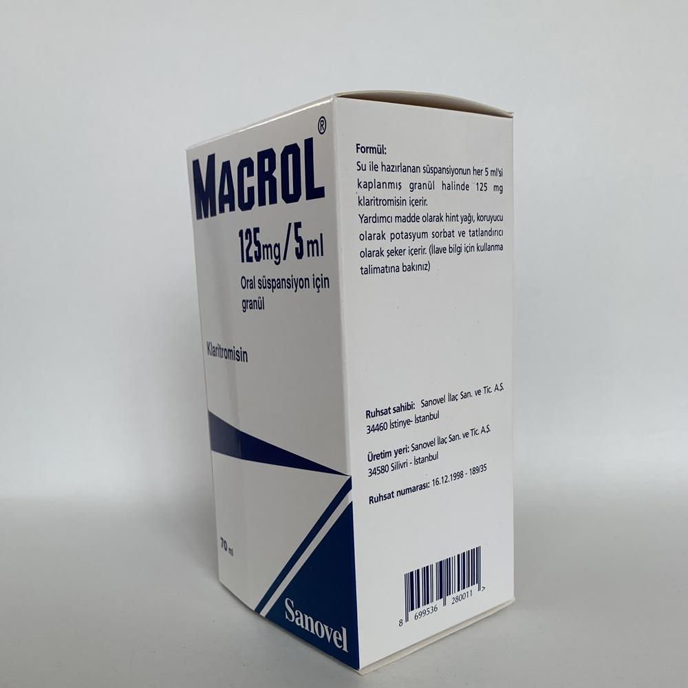macrol-granul-muadili-nedir