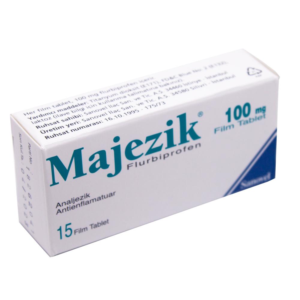 majezik-100-mg-30-tablet-ne-kadar-surede-etki-eder