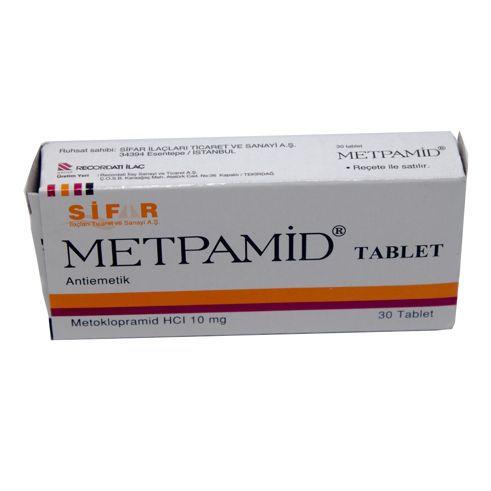 metpamid-10-mg