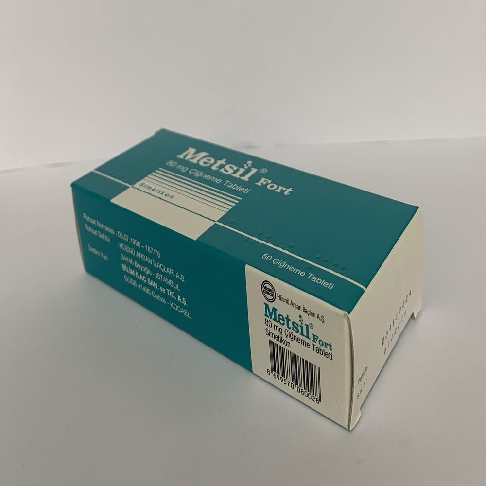 metsil-fort-80-mg-50-tablet