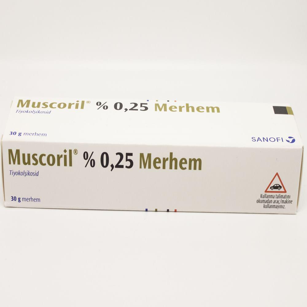 muscoril-0-25-30-gr-merhem-ne-kadar-surede-etki-eder