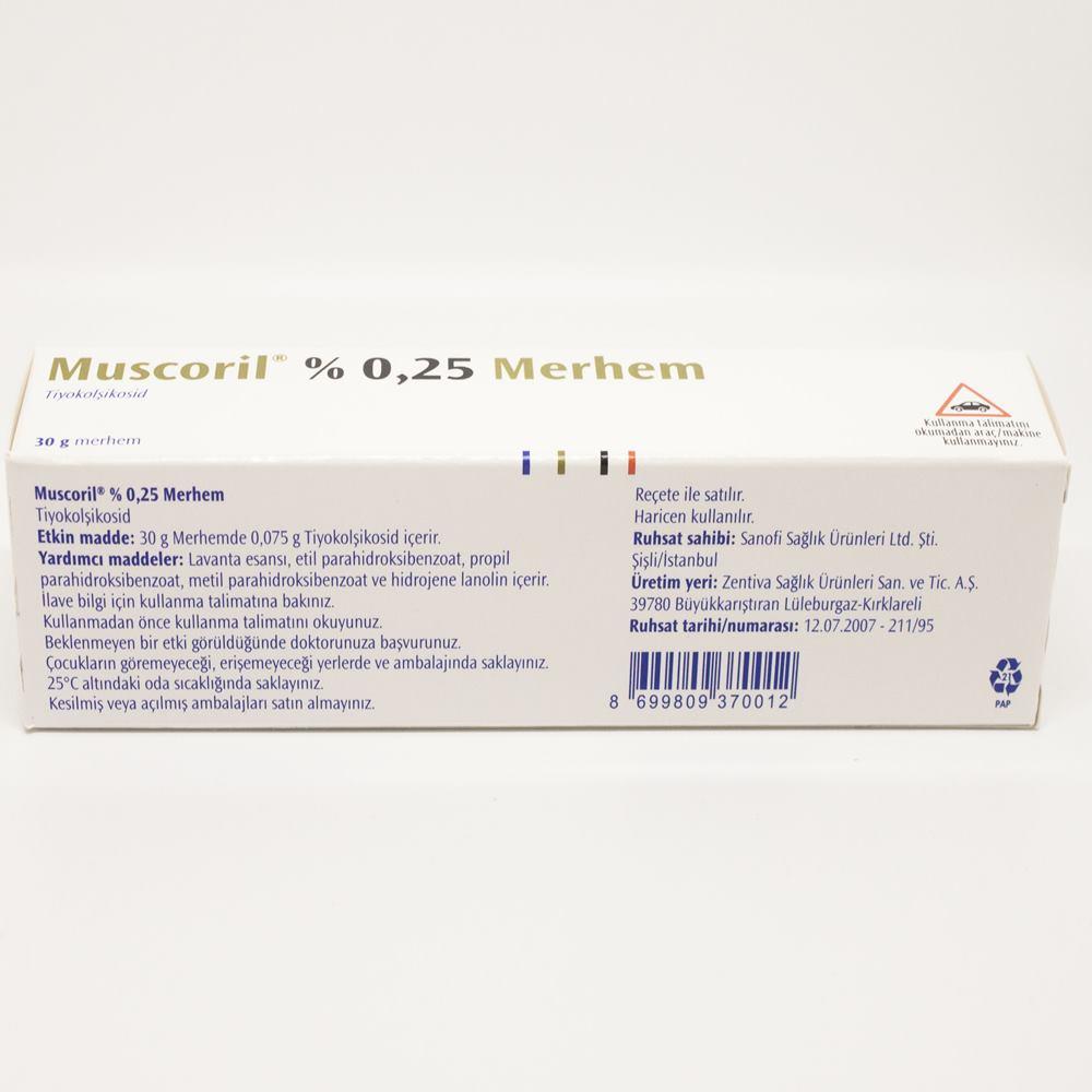 muscoril-0-25-30-gr-merhem-nedir