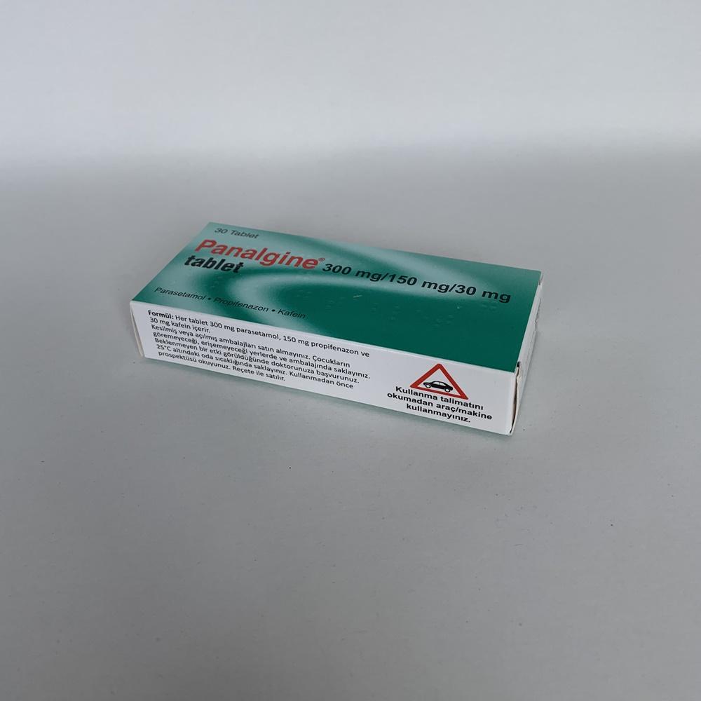 panalgine-tablet-ilacinin-etkin-maddesi-nedir