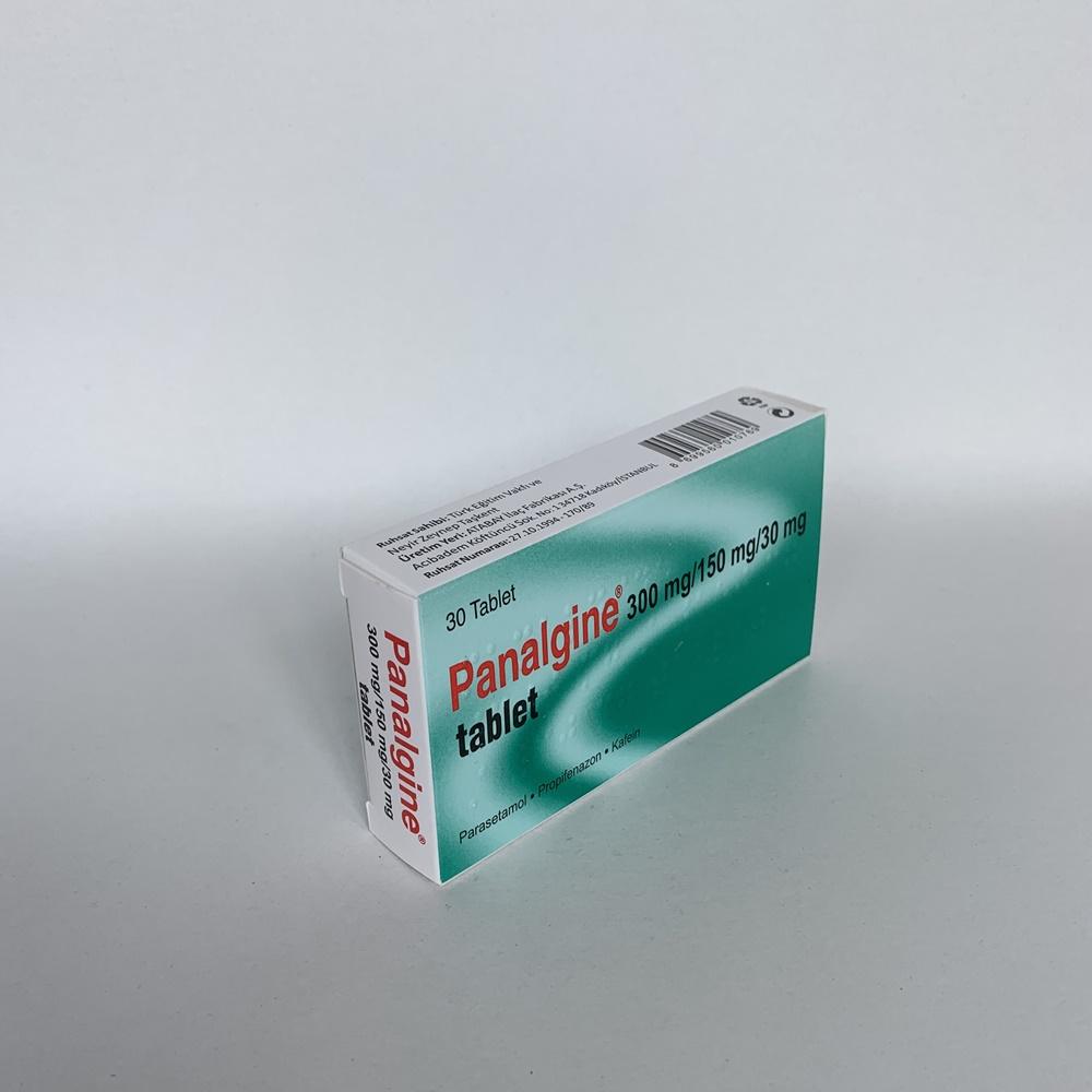 panalgine-tablet-nasil-kullanilir