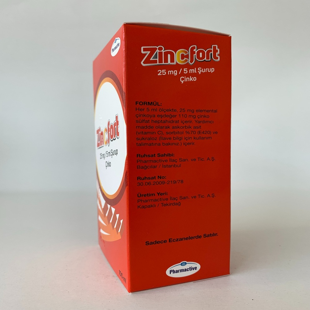 zincford-surup-nedir