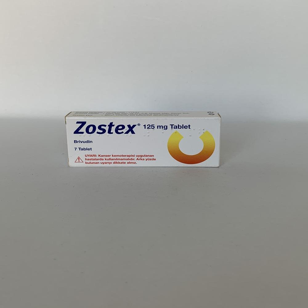 zostex-125-mg-7-tablet